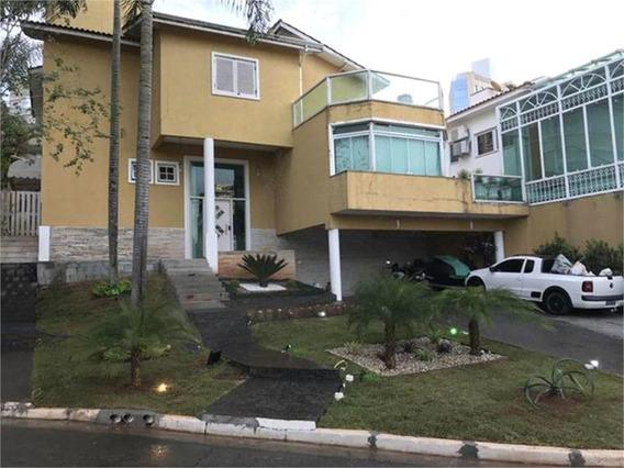 Casa A Venda Residencial Alpha Plus - 480m² - 57-im404068