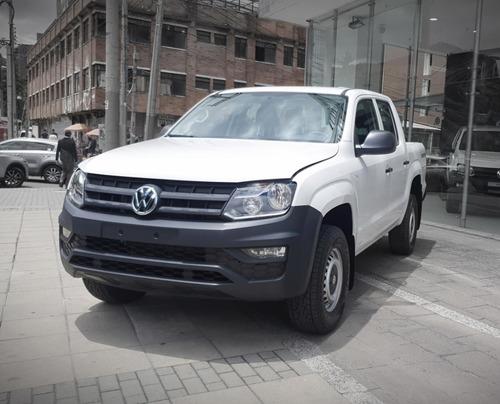 Volkswagen Amarok Trendline Modelo 2021 Super Oferta