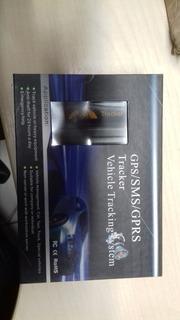 Rastreador Gps Bloqueador Veicular Tk103b Controle Remoto