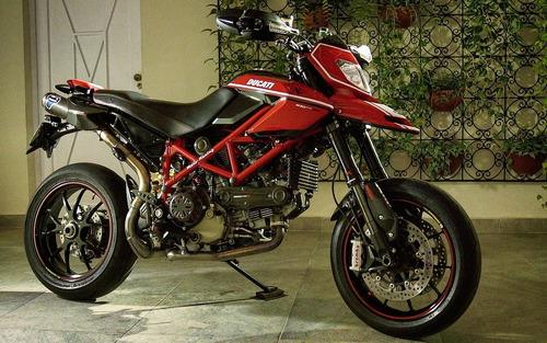 Imagem 1 de 15 de Ducati Hypermotard 1100 Sp