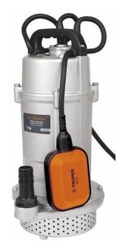 Imagen 1 de 2 de Bomba Para Agua Limpia Sumergible Aluminio 1/2 Hp