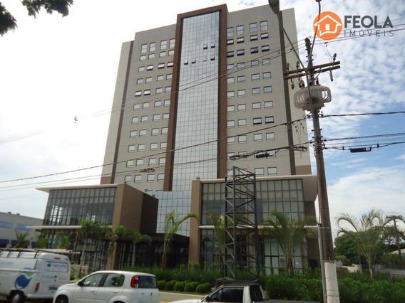 Sala Para Alugar, 44 M² Por R$ 1.100,00/mês - Vila Belvedere - Americana/sp - Sa0091