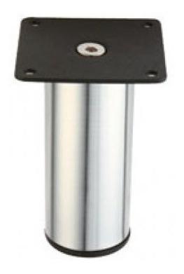Combo 2 Patas Para Mueble De Aluminio A106 Bluexpress®