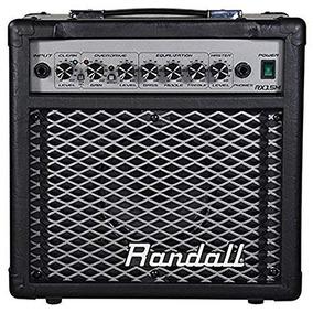 Randall Rxmbc Rx Series, Guitarra Amp