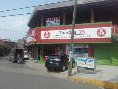 (crm-4510-2270) Cadg Ixtapaluca Local De 298 M2. Segundo Piso. Se4 Puede Dividir