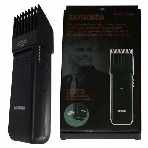 Máquina/aparador De Barba/cabelo/bigode Rifeng Bivolt !!
