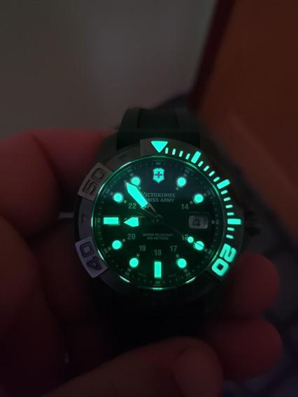Ñ Aqualand Victorinox Dive Master 500 Lindo Zero Baixei!!