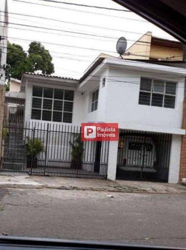 Sobrado À Venda, 180 M² Por R$ 798.000,00 - Campo Belo - São Paulo/sp - So4493