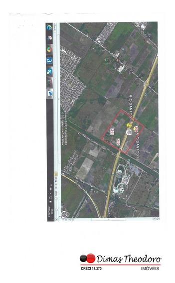 Área 162.000 M² - Itaguai Br 101 Rj - 1764