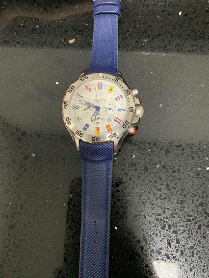 Relógio Da Náutica Original