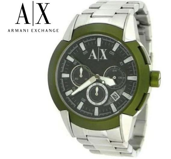 Relogio Pulso Masculino Armani Exchange Ax1175 Usado