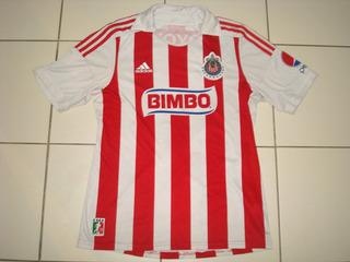 Chivas De Guadalajara 2012-2013 adidas Titular Tamanho G