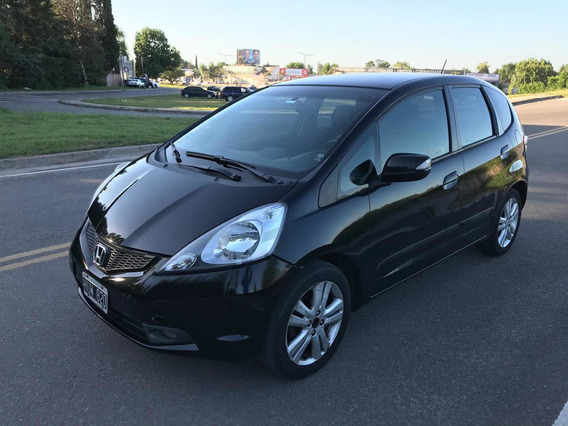 Honda Fit 1.5 Exl At Full 2009