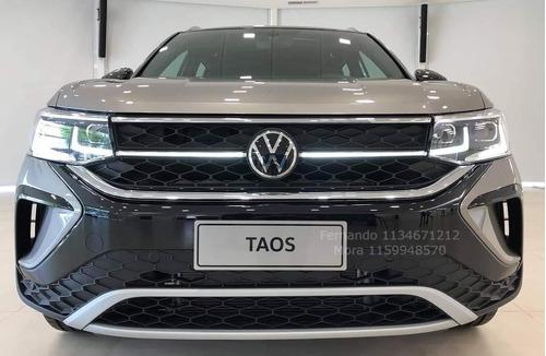 Nueva Taos Volkswagen 0km Precio 2021 Vw Automática Autos