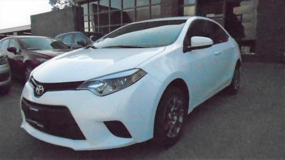 Toyota Corolla Base Automatico Modelo 2015