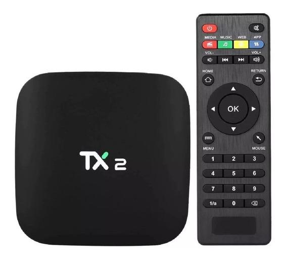 Tx2 Transforme Sua Tv Em Smart Youtube/netflix 2/16 Oferta