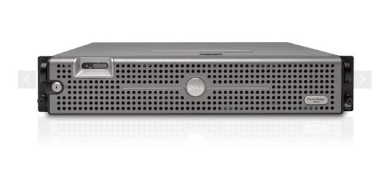 Servidor Dell 2950 - 2 Xeon Quad Core + 32gb / 4 Tb Seminovo