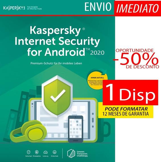 Kaspersky Internet Security Para Android Envio Imediato