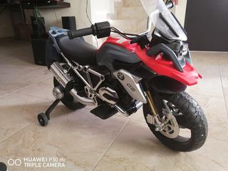 Motocicleta Prinsel Bmw