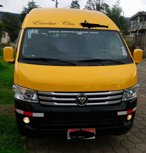 Foton Cs2 2019 Motor Cummins 2.8 Diesel Negociable