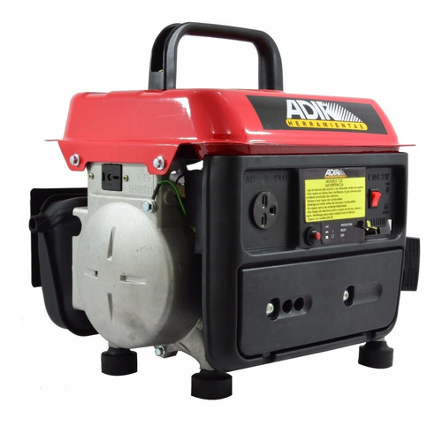 Imagen 1 de 3 de Generador portátil Adir 123 120V