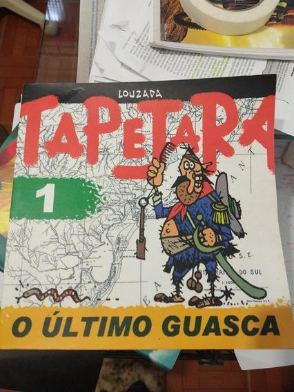 Livro Quadrinhos Tapejara