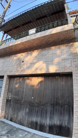 Sobrado A Venda Ou Locação 03 Dorms, 125m², Jd. Paris