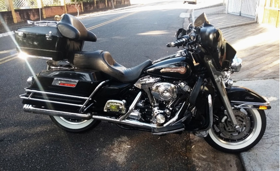 Harley Davidson Electra Glide Impecável