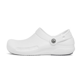 Zuecos Bamers Professional Blanco