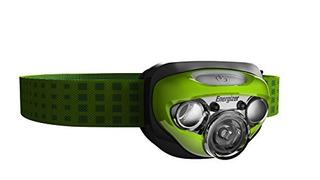 Energizer Led Faro Con Hd + Óptica De Visión, 4 Modos (bater