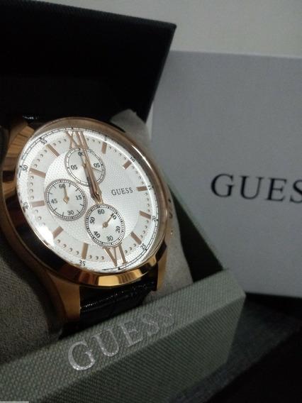 Relógio Masculino Guess U.s.a - Nunca Usado 92619gpgdrc2