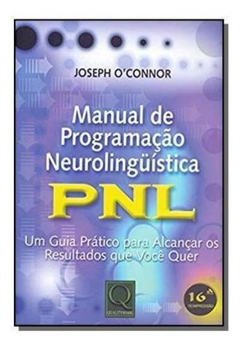 Manual De Programacao Neurolinguistica Pnl