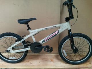 Bicicleta Bmx- Aluminio
