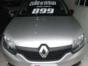 Renault Sandero Sce Completo Zero De Entrada + 60 X 899,00