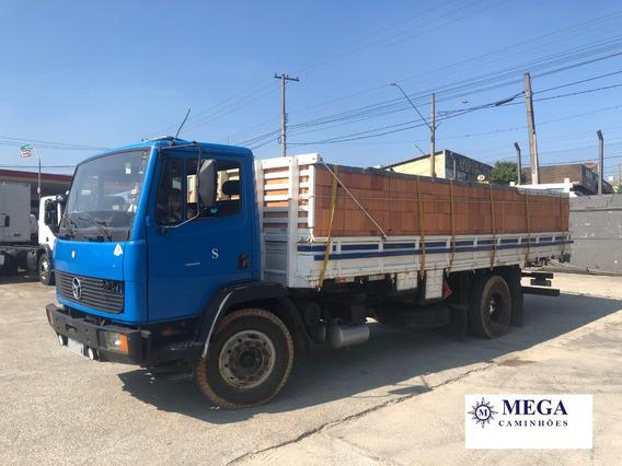 Mb 1214 Toco Carroceria - Motor 1618