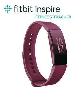 Fitbit Inspire Smartwatch Color Sangría Envio Gratis