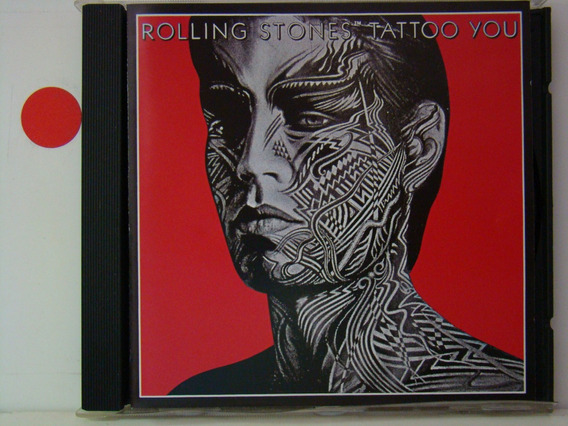 Cd - Rolling Stones - Tattoo You