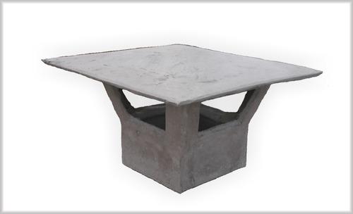 Sombrero De Fibrocemento(dolmenit) Para Caño De 20x20