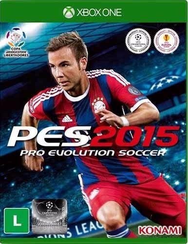 Frete Grátis Pes 2015 Xbox One (dvd)