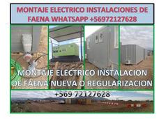Electrico Profesional Te-1 Mantenciones Ito +56972127628