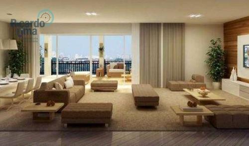 Cobertura Com 4 Dormitórios, 520 M² - Venda Por R$ 4.950.000,00 Ou Aluguel Por R$ 14.000,00/mês - Chácara Nazaré - Piracicaba/sp - Co0003