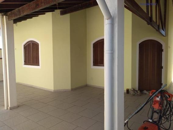 Casa Para Alugar No Bairro Tupy Em Itanhaém - Sp. - 2059-2