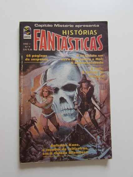 Histórias Fantásticas N° 4