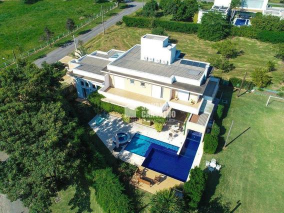 Casa Residencial À Venda, Condomínio Haras Paineiras, Salto - Ca2335. - Ca2335