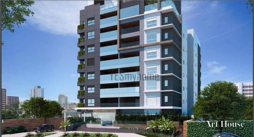 Apartamento À Venda, 168 M² Por R$ 1.771.000,00 - Juvevê - Curitiba/pr - Ap3759