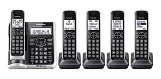Panasonic Set 5 Telefono Inalambrico Bluetooth Kx-tg885