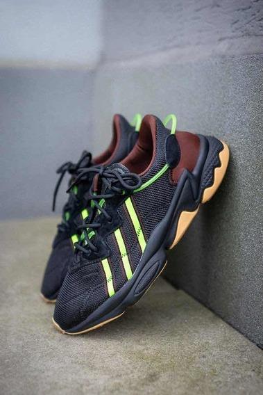 adidas Pusha T Ozweego Fv2484 Black Originals Talla 28.5 Cm