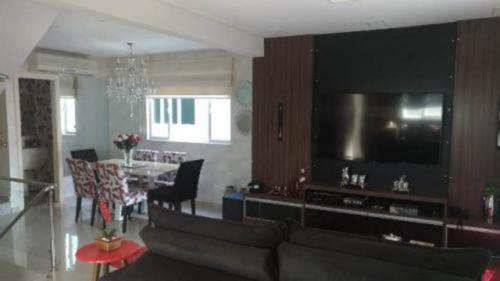 Vende-se Casa Triplex Em Santos Litoral De Sp - 4792 | Npc