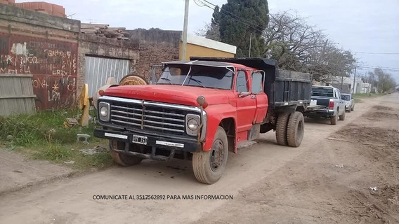 Camion Ford F700
