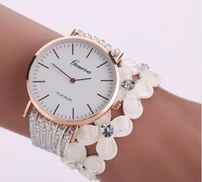 Relógio Feminino Strass De Luxo Promoção!!!